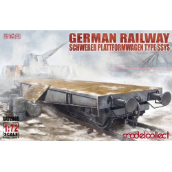 German Railway Schwerer...