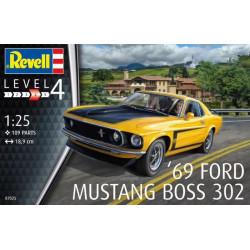 '69 Boss 302 Mustang