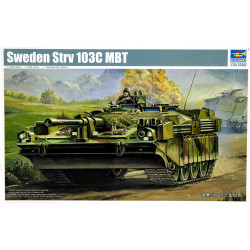 Sweden Strv 103C MBT