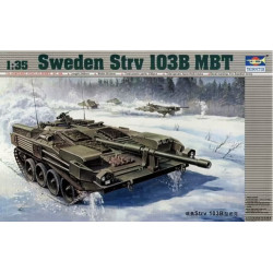 Sweden Strv 103B MBT