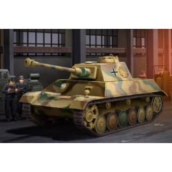 German Pz.Kpfw.III/IV auf...