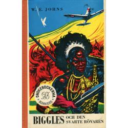 Biggles och den svarta rövaren