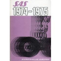 SAS Årbok 1974-1975