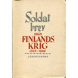 Soldatbrev från Finlands...
