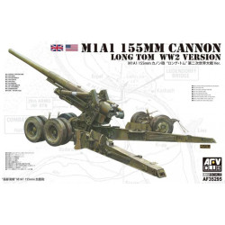 "M1A1 155mm Cannon ""Long..."