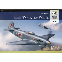 Yakovlev YAK-1B Expert Set