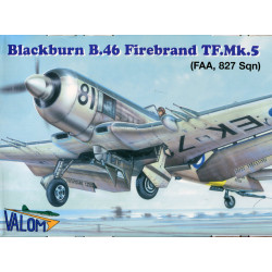 Blackburn B.46 Firebrand...