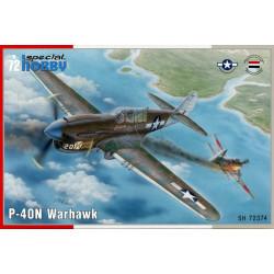 P-40N Warhawk