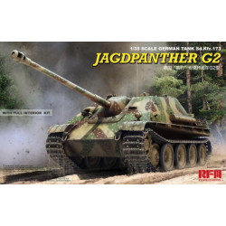 Jagdpanther G2 with full...