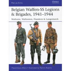 Belgian Waffen-SS Legions &...