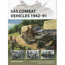 SAS Combat Vehicles 1942-91