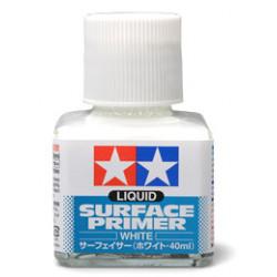 Liquid Surface Primer - White