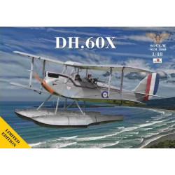 DH.60X seaplane (in RNZAF...