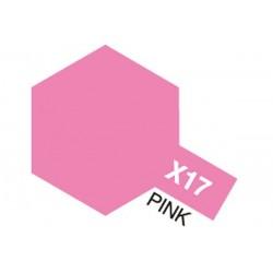 Tamiya Acrylic Mini X-17 Pink