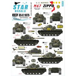 "M67 ""Zippo"" US Marines in..."