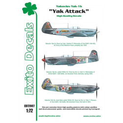 """Yak Attack"" Yak-1b"