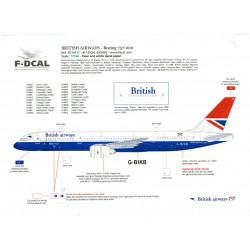 British Airways Boeing 757-200