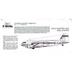 Flugfelag Island DC-3