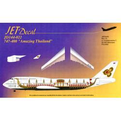 "747-400 ""Amazing Thailand"""