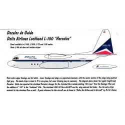 Delta Airlines Lockheed...