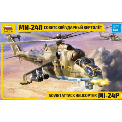 Soviet Attack Helicopter...
