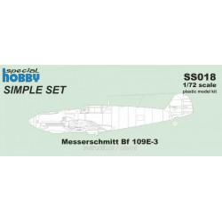 Simple Set Messerschmitt Bf...