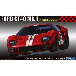 Ford GT40 Mk II 66 LeMans