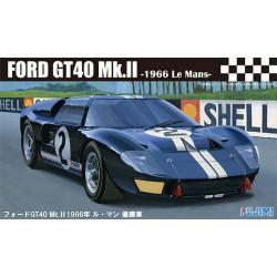 Ford GT40 Mk-II `66 LeMans...