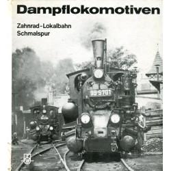 Dampflokomotiven. Zahnrad /...