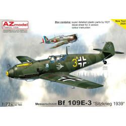 Messerschmitt Bf 109E-3...