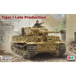 Tiger I Late Production...