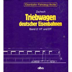 Triebwagen deutscher...