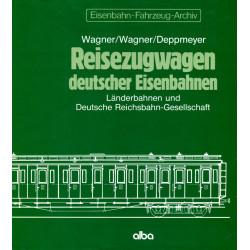 Reisezugwagen deutscher...