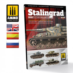 Stalingrad Vehicles Colors...