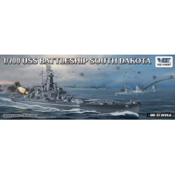 USS Battleship South Dakota...