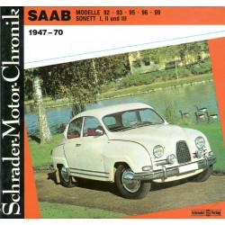 Saab Automobile 1947-70....