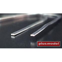 Lead wire flat 0,3 x 1 mm