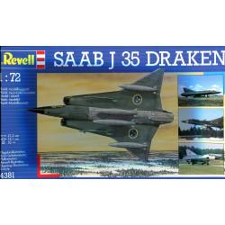 SAAB J 35 Draken