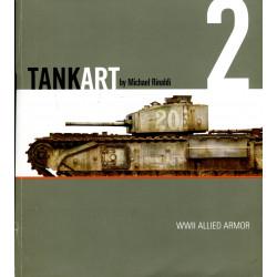 TANKART Vol 2 - WWII Allied...