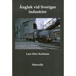 Ånglok vid Sveriges industrier