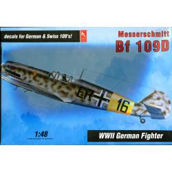 Messerschmitt Bf 109D