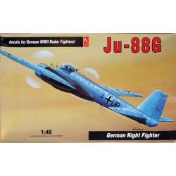 Ju-88G German Night Fighter