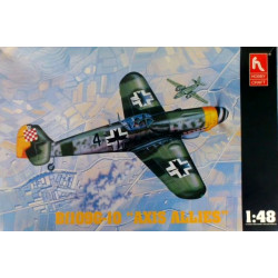 """Bf109G-10 """"Axis Allies"""""""