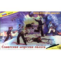 Soviet Naval Infantry World...
