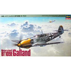 Messerschmitt Bf109E Galland