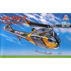 AB 204 B RESCUE HELICOPTER