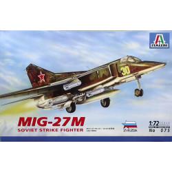 MiG-27M Soviet Strike Fighter
