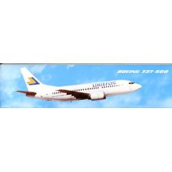 Linjeflyg Boeing 737-500
