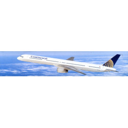 Continental Boeing 757-300