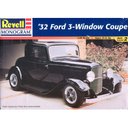´32 Ford 3-Window Coupe